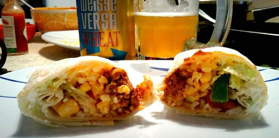 Burritos para reconciliarse con la cocinatex-mex