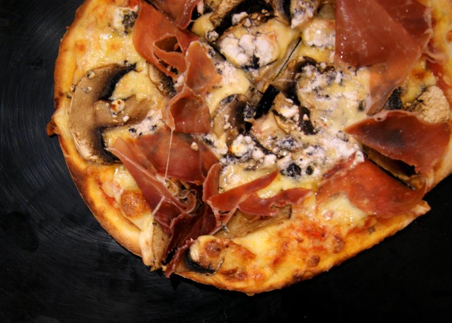 Dobre: pizza en laJuárez